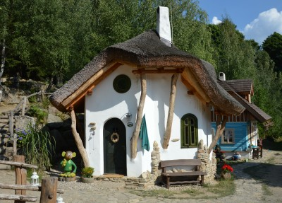 Pohádkový domeček