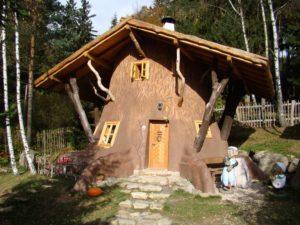 Pohádková vesnice - sleva, pobyt