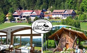Pohádková vesnice, hotel Podlesí sleva